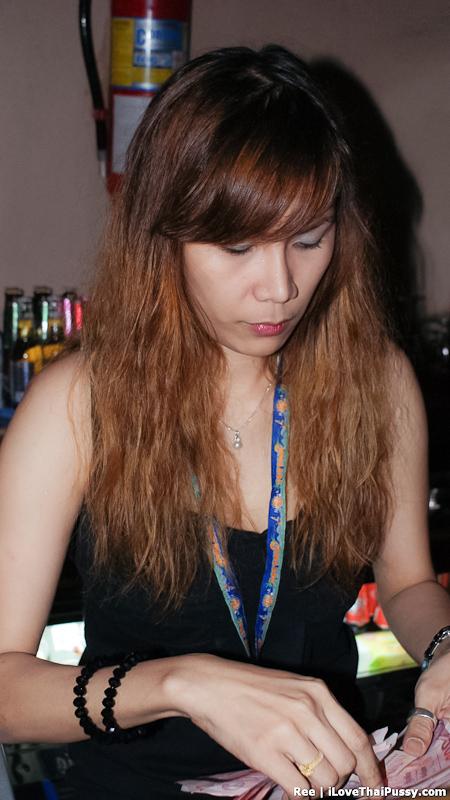 Asian Drunk Milf - Drunk big titty Thai milf bargirl Ree naked in bed